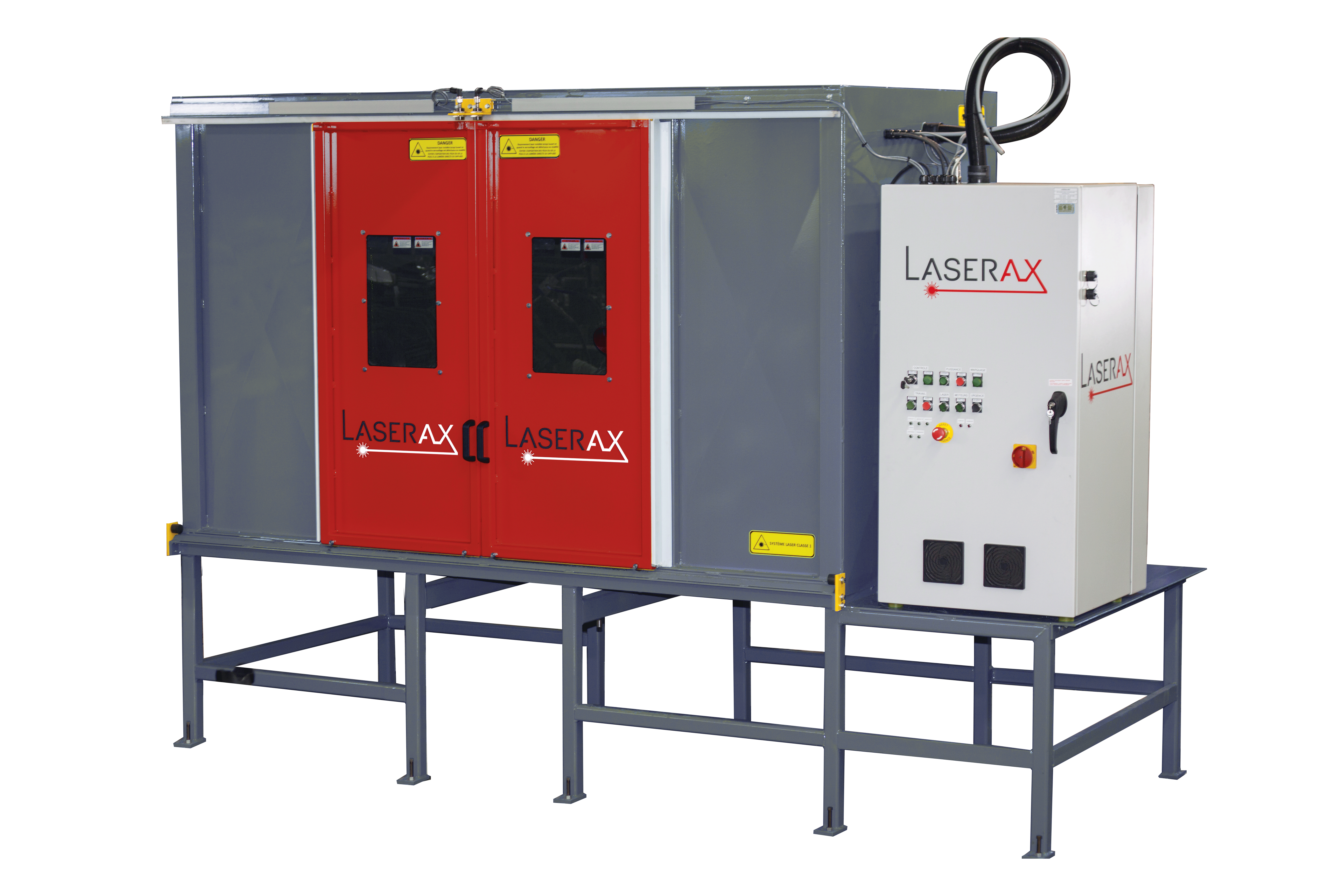 Image: Laserax's Standalone Safety Enclosure