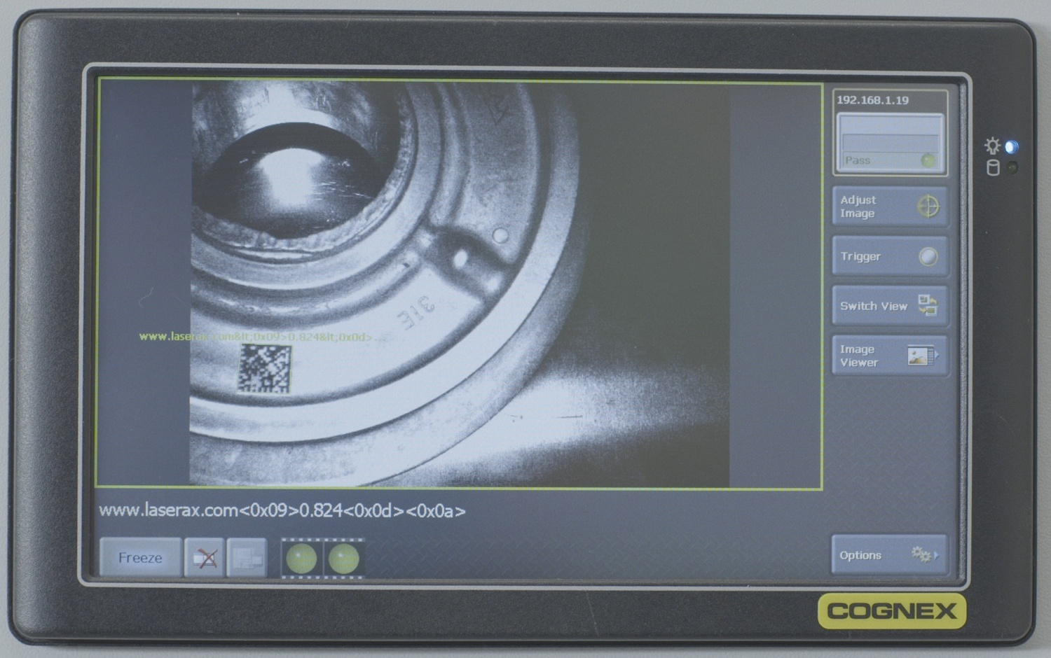 LCD Screen for closed cicuit video