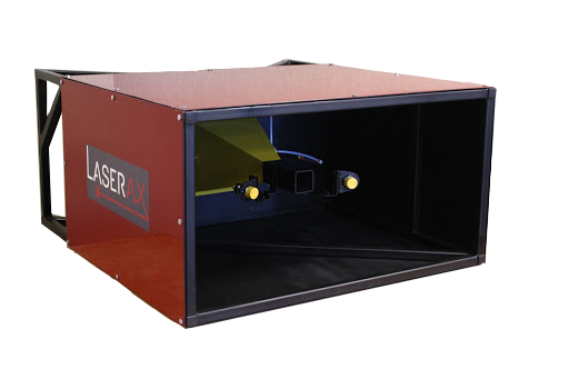 open-air enclosure - Laser safety class 1