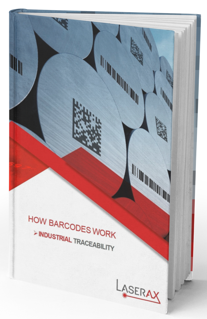 Image: Book cover - How Barcodes Work: Industrial Traceability