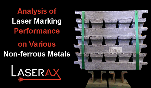 Download - Analysis of Laser Marking Performance on Non-ferrous Metals