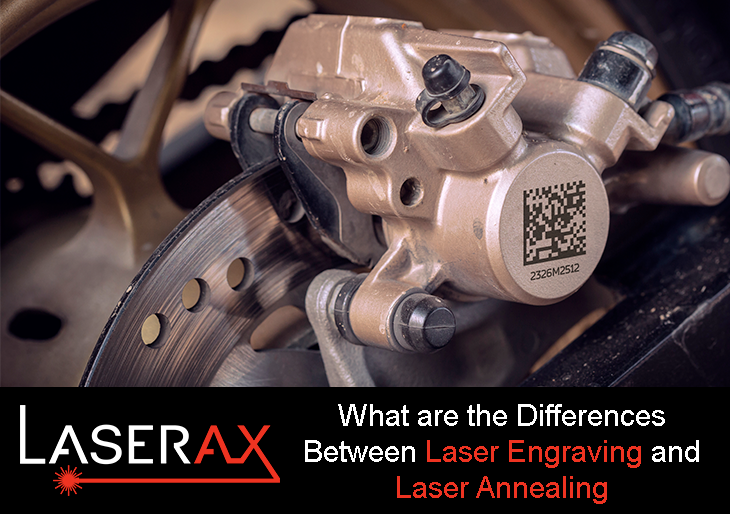 Image titre - Differences between laser engraving and annealing