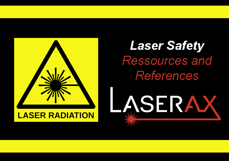 Image titre - Laser safety Ressources and References 2