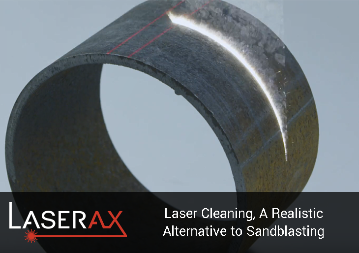 Laser Cleaning Realistic Alternative to Sandblasting