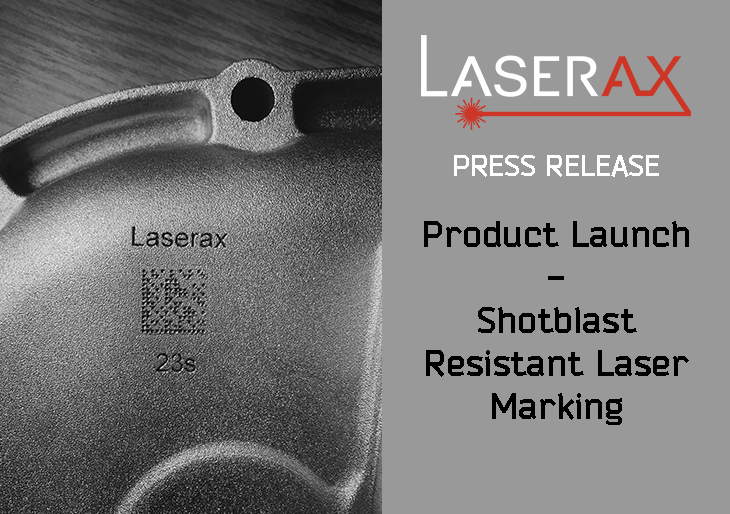 Image Titre - PR Shotblast Resistant Marking