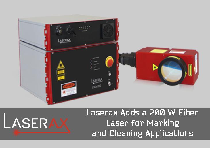 Press Release - 200 W Lasers