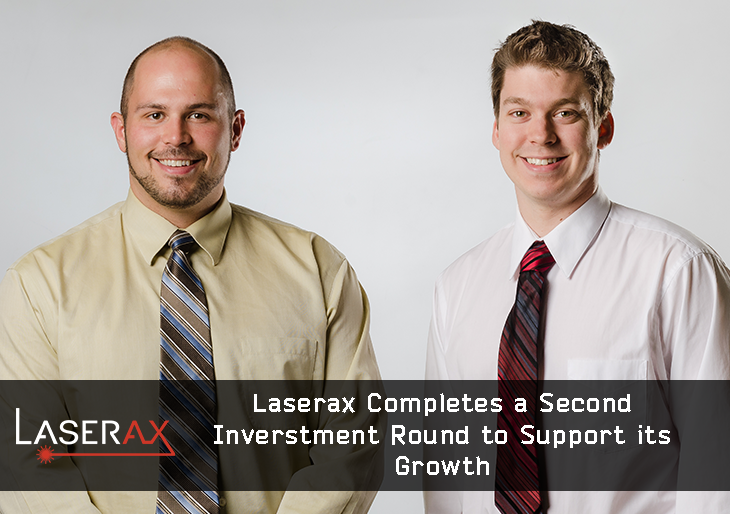 Second investment round for Laserax