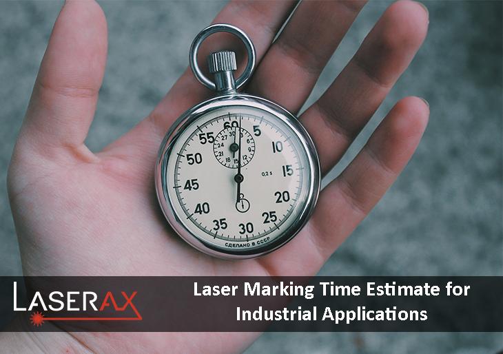 image titre - Laser marking time estimate